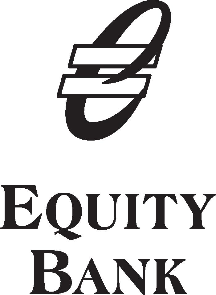 Equity Bank 2-color horizontal logo